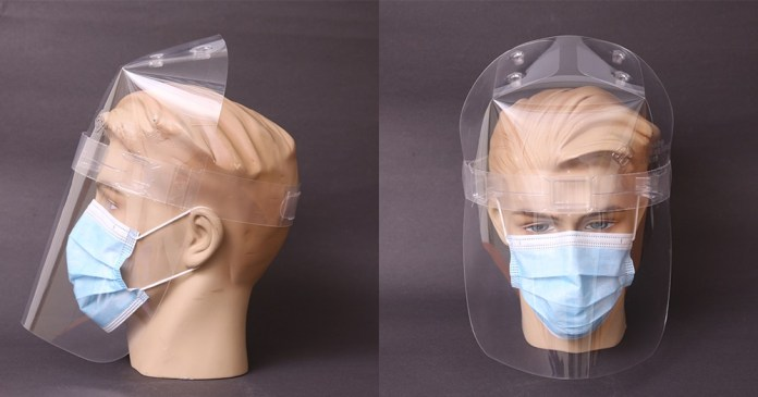 Your Mask and Extra Face Protection
