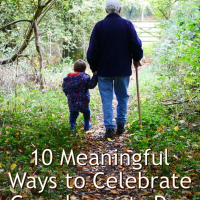 10 Meaningful Ways to Celebrate Grandparents Day