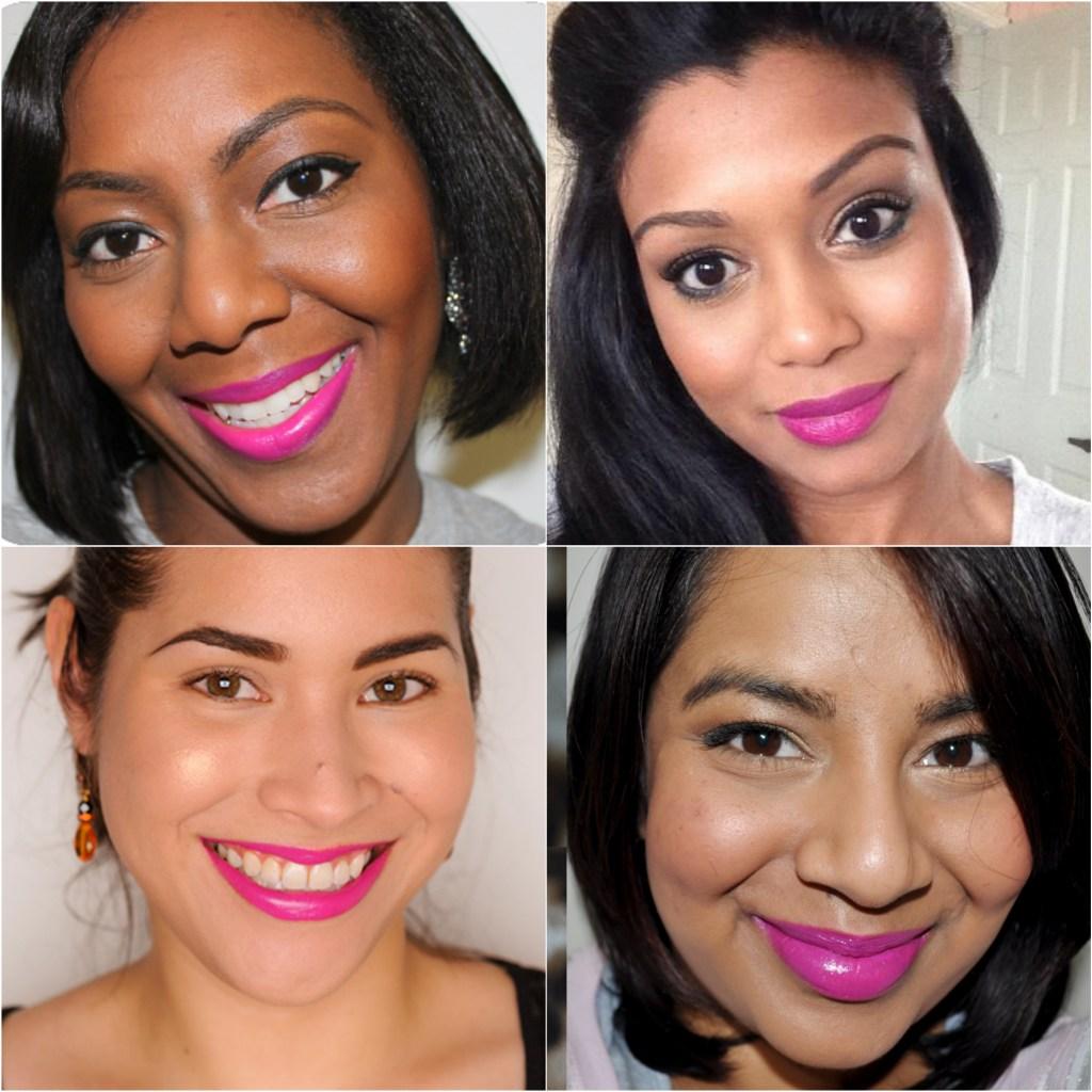 Maybelline Hot Plum ColorSensational Vivids Lip Color ofunneamaka
