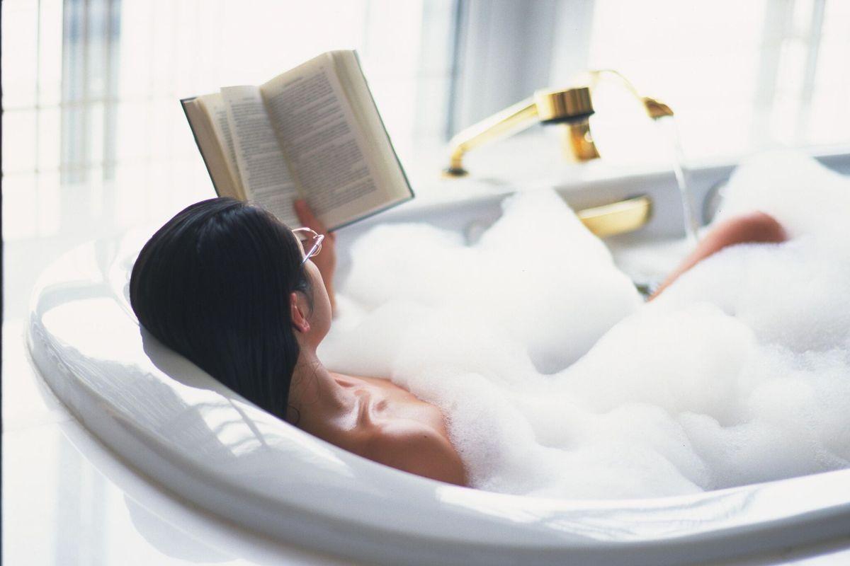 入浴 お風呂 泡