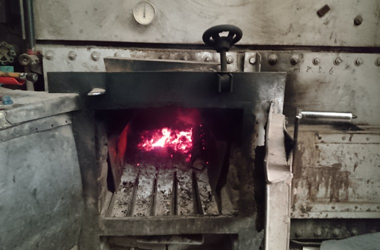 薪窯(まきがま)