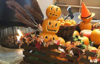 Onsen Halloween