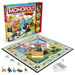 【アナログゲーム】モノポリージュニア レビュー:簡略化ルールで資産を築け!