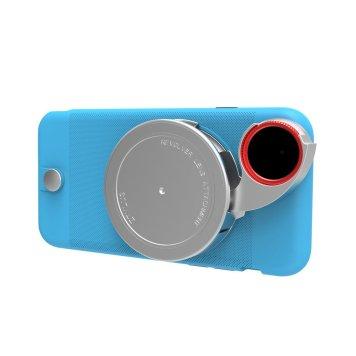 Ztylus Kit de Lentes para iPhone Apple Pedro Topete Blog Fotografia acessório (2) cores