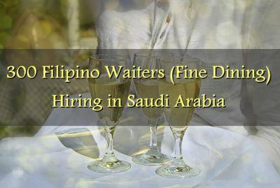 waiters-job