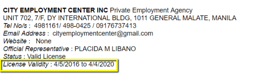 CITY_EMPLOYMENT_CENTER_INC