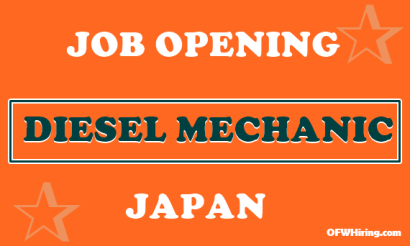 Job-Hiring-for-Japan-Diesel-Mechanic