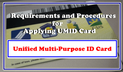 How-to-apply-Unified-Multi-Purpose-ID-Card