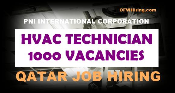 HVAC-Technician-Job-Opening-for-Qatar