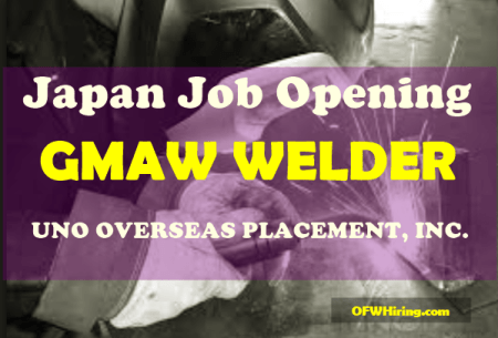 Japan-Job-Opening-for-GMAW-WELDER