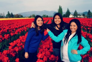 Love these two! My very tall younger sissys <3