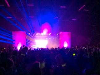 After party errrr concert.