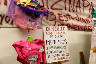 """In Mexico, every day is Day of Dead"""