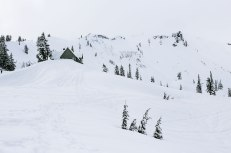 Artist Point, Mt. Baker, PNW, Snowshoeing