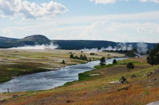 Yellowstone, Wyoming, Montana