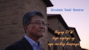 Dado Banatao Life Story OFW Naging Techpreneur