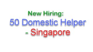 opening domestic helper in singapore