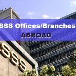 Foreign Offices or Branches of the Philippine Social Security System (SSS) Abroad