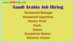 Saudi-Arabia-Job-Hiring-Restaurant-Jobs