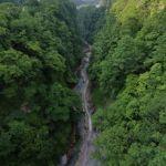 小安峡温泉へ行って自然と1対1になってきた