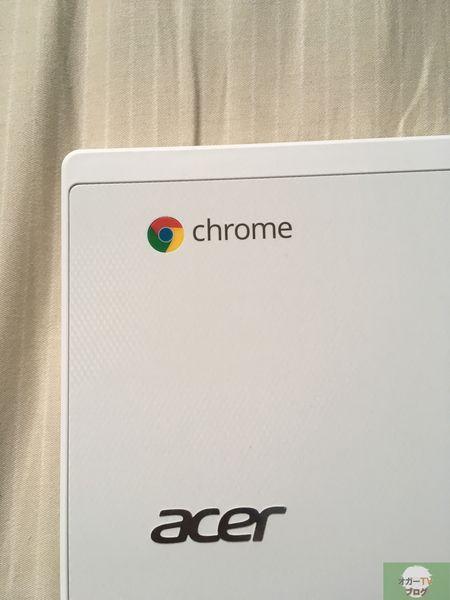 サブPCとして、Chromebook(CB3-131-C3SZ )を選んだ話。
