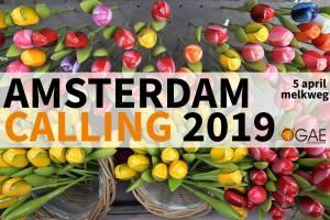Amsterdam Calling 2019 @ Melkweg