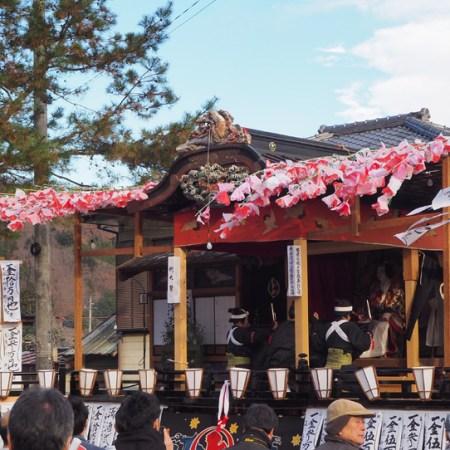 飯田、鉄砲祭り、八幡神社、小鹿野、OGANO、おがの、歌舞伎、KABUKI、小鹿野歌舞伎、