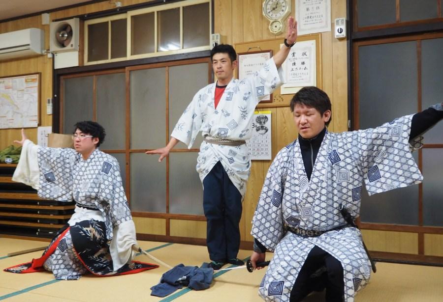 小鹿野歌舞伎 屋台芝居 上町 三人吉三