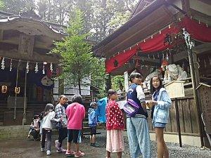 倉尾神社 小鹿野