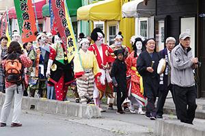 彦五郎祭 小鹿野歌舞伎 秩父正和会