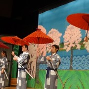 小鹿野町、おがの、OGANO、歌舞伎、小鹿野歌舞伎、郷土芸能祭、名士歌舞伎、白浪五人男、地芝居