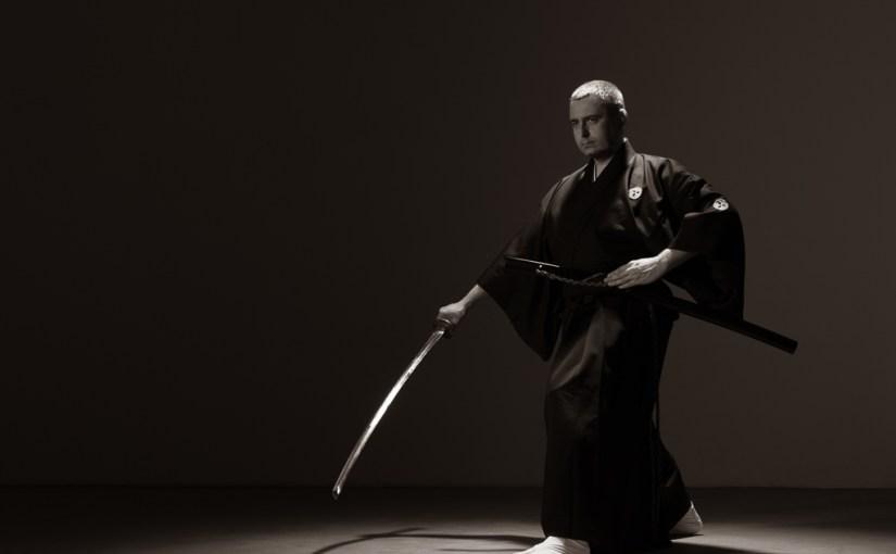 Kimono dla iaido