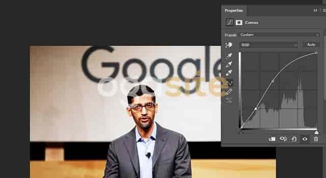 Mengatur Curve di Adobe Photoshop
