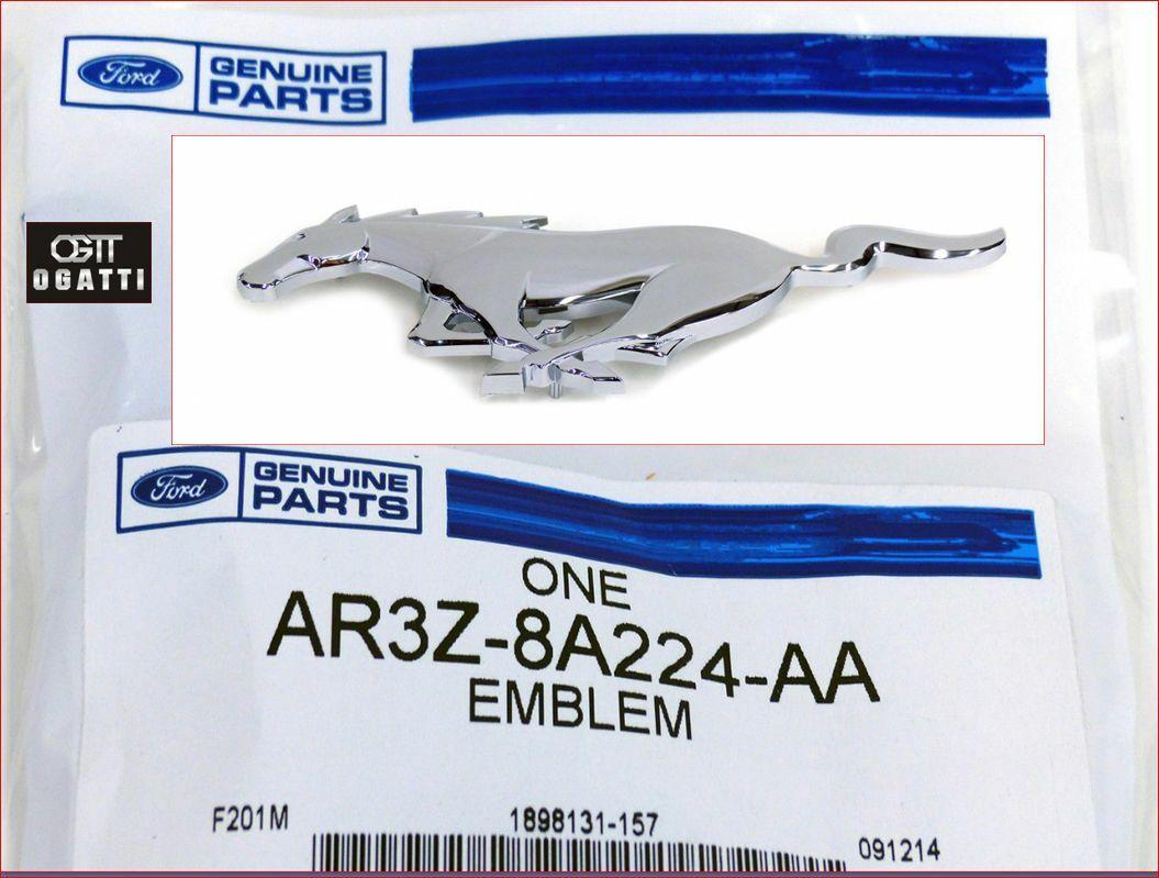 Brand New OEM EMBLEM AR3Z-8A224-AA |8A224|
