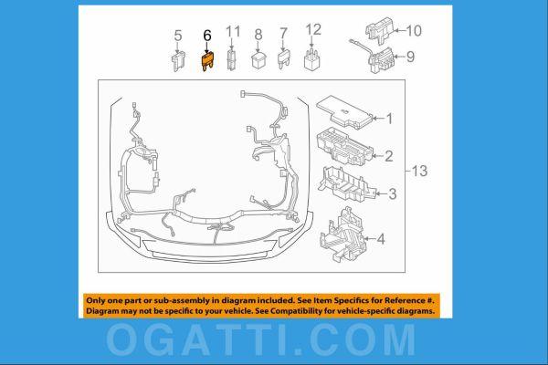 Brand New OEM CIRCUIT BREAKER ASY F58Z-14526-B |14526|