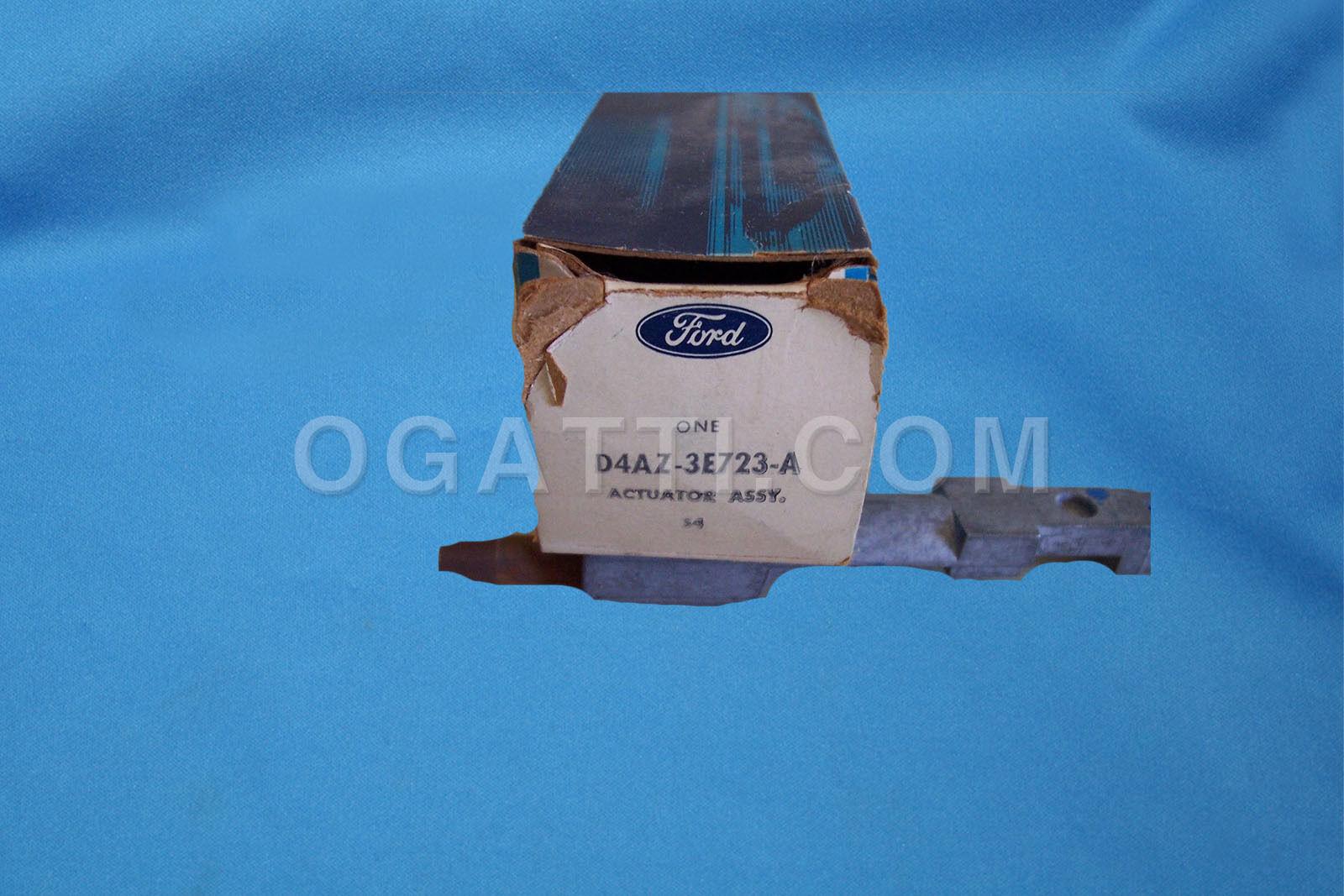 Brand New OEM ACTUATOR ASY D4AZ-3E723-A |3E723|