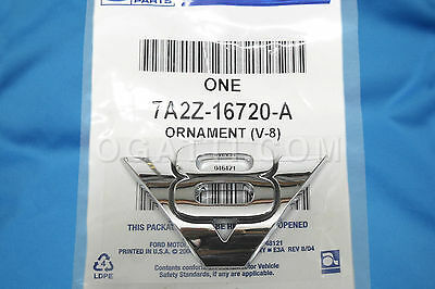 Brand New OEM ORNAMENT – FRONT FENDER 7A2Z-16720-A |16720|