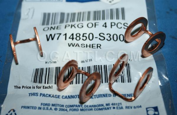 Brand New OEM WASHER W714850-S300 |W714850|