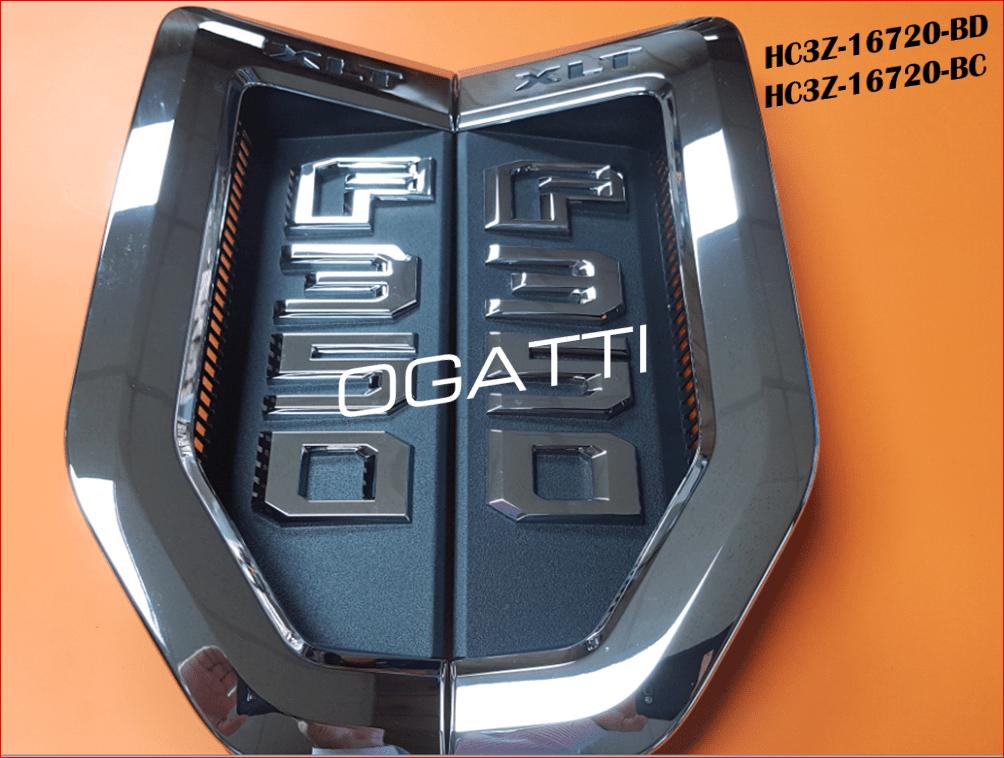 Brand New OEM NAME PLATE HC3Z-16720-BD |16720|