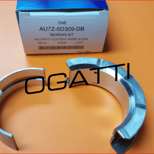 Brand New OEM Main Bearing Crankshaft STD Grade 1 6.2L V8 2V DOHC, 10 Pieces, Engine Repair Kit (OG-60-6.2L-10-1)