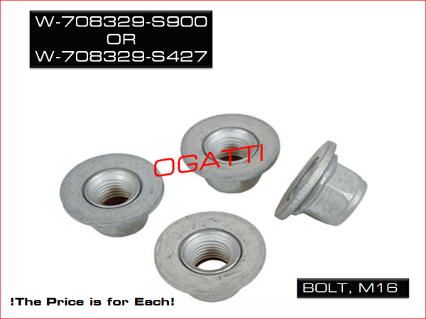 Brand New OEM NUT AND WASHER ASY – HEX. W708329-S900 |W708329|