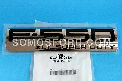 Brand New OEM NAME PLATE 5C3Z-16720-LA |16720|