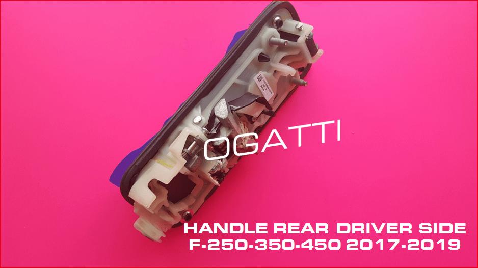 Brand New OEM HANDLE ASY – DOOR – OUTER HC3Z-2626605-CDPTM |2626605|