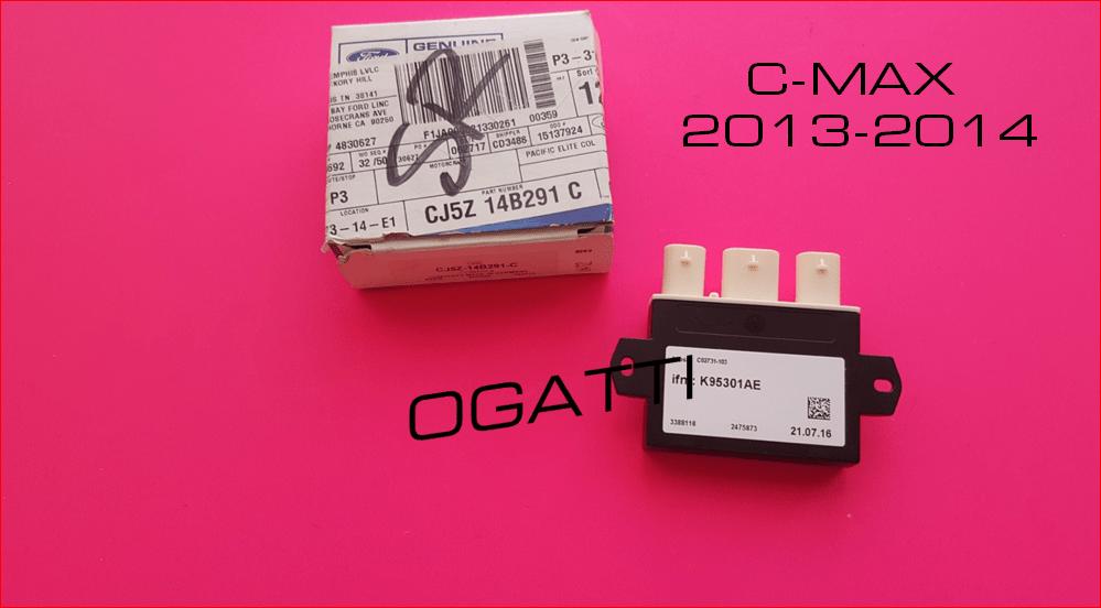 Brand New OEM CONTROL UNIT CJ5Z-14B291-C |14B291|