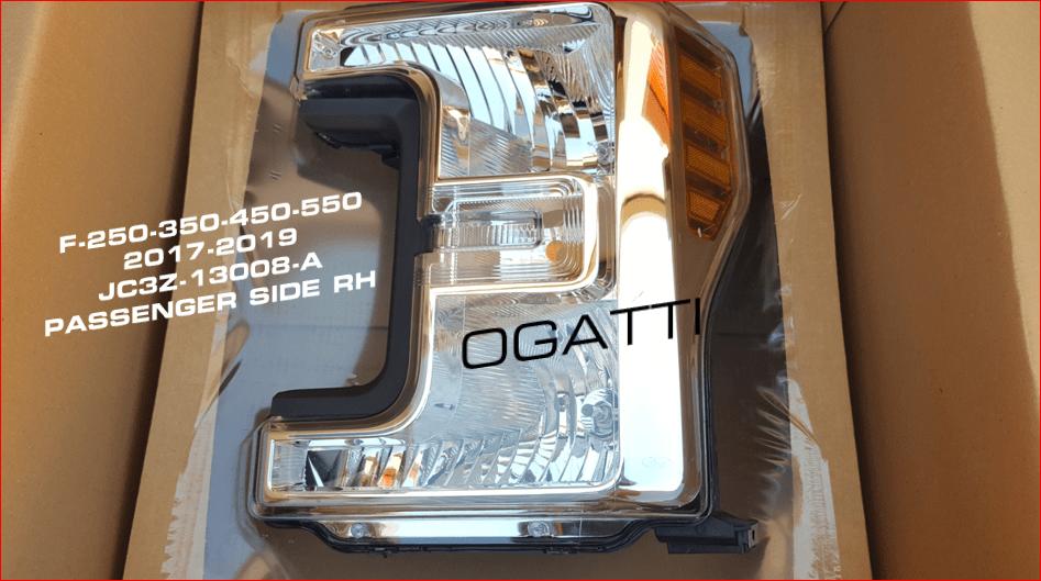 Brand New OEM HEADLAMP ASY JC3Z-13008-J  13008 