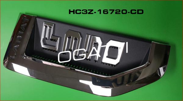 Brand New OEM NAME PLATE HC3Z-16720-CD  16720 