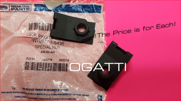 Brand New OEM NUT – SPECIAL W708770-S436 |-AHW7087|
