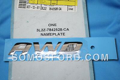 Brand New OEM NAME PLATE 3L2Z-7842528-CA |7842528|