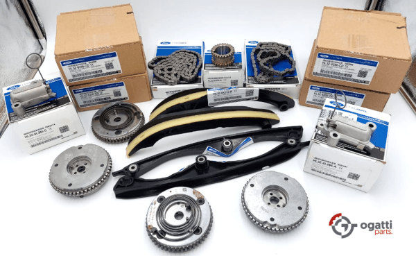 Brand New OEM Timing Chain  Kit 3.5L DOHC TURBO, 13 Pieces, Engine Repair Kit (OG-60-3.5LT-13-1)