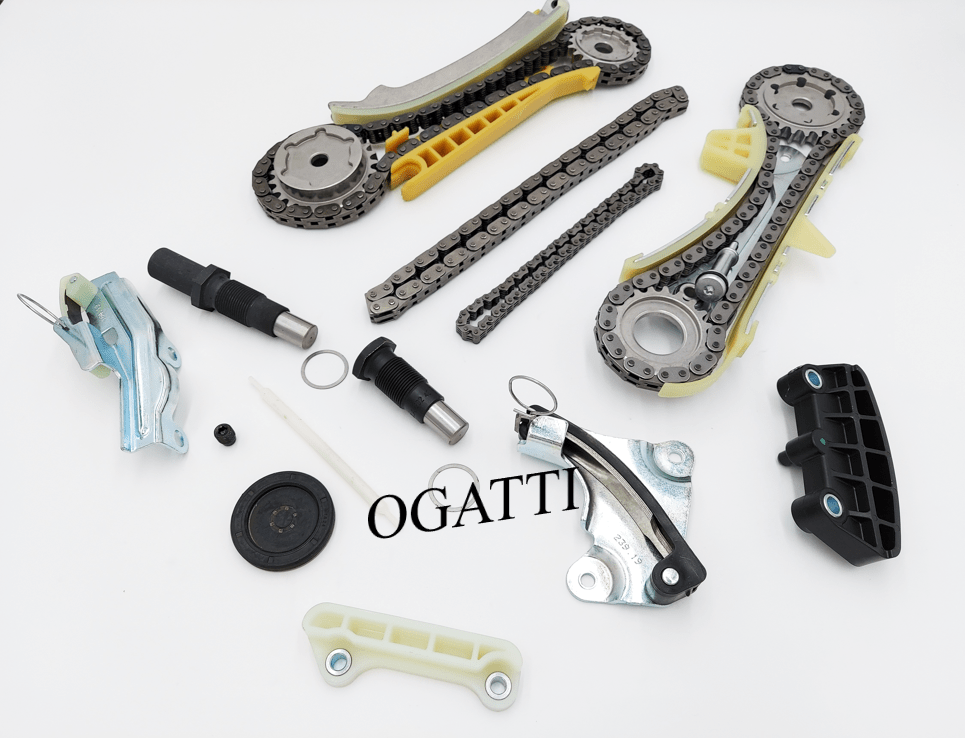 Brand New OEM Timing Chain 4.0L, 15 Pieces Engine Repair Kit (OG-60-4.0L-15-1)